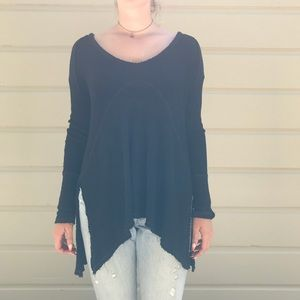 Free People flowy thermal long sleeve